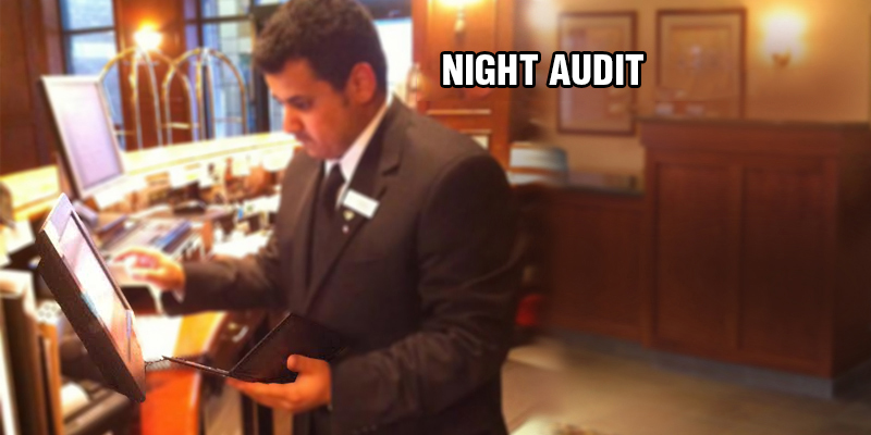 Night Audit Software